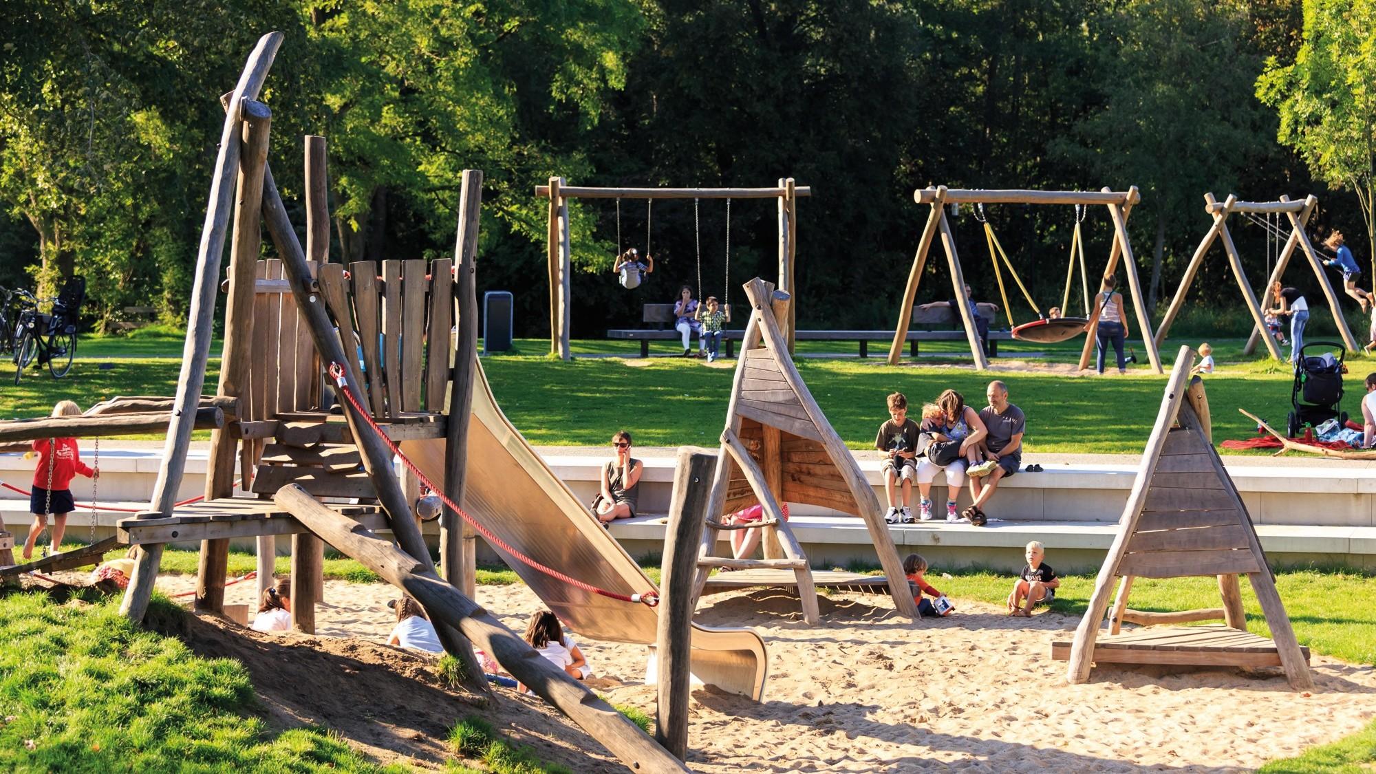 Oak-Park-sport-ontspanning