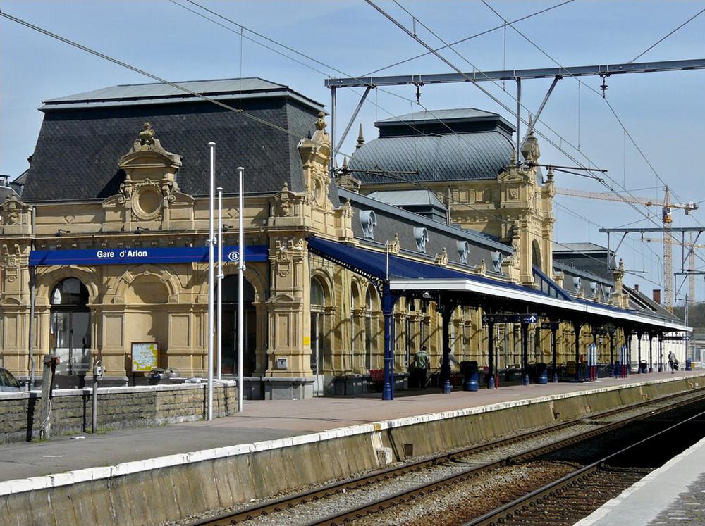La-gare-d-Arlon