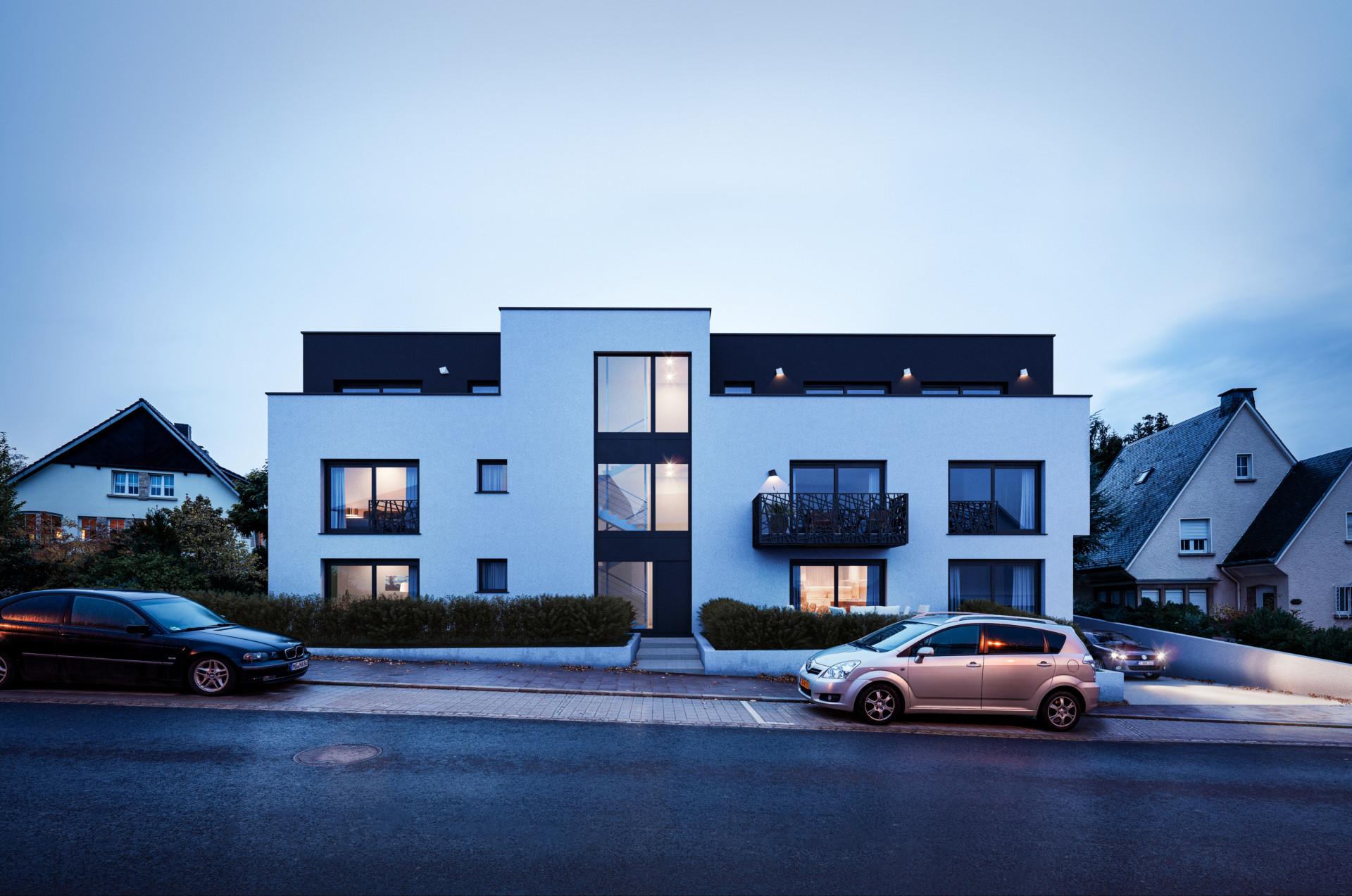 Charell-modern-gebouw